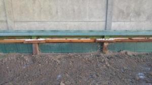 ogrodzenie hodowli ślimaków